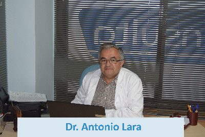 Doctor Antonio Lara